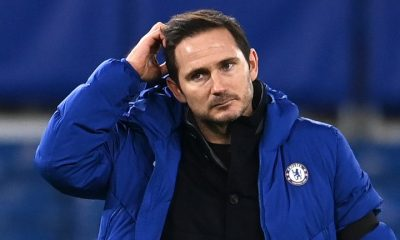 Chelsea sacks Frank Lampard after 1 year 6 months as their head coach