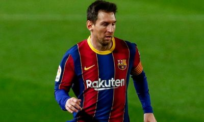 Barcelona threatens to take Spanish newspaper to court over Messi's wages leak