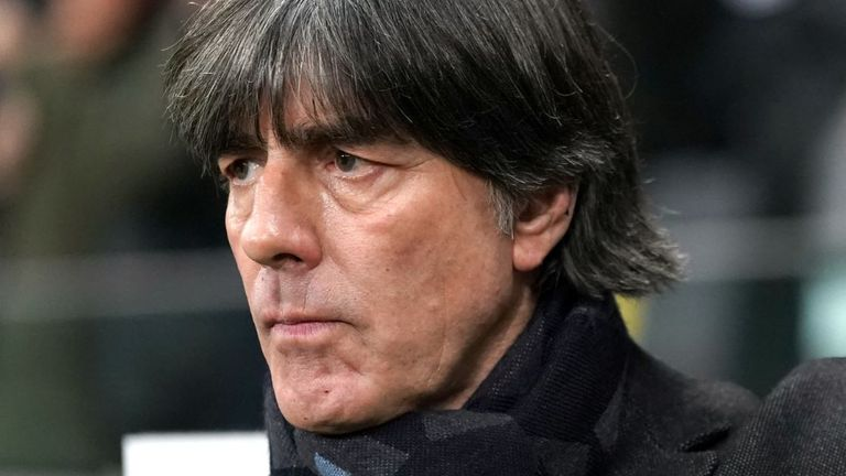 Joachim Low will step down as Germany coach after Euro 2020