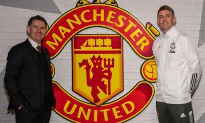 Man Utd appoints John Murtough and Darren Fletcher as football and technical director