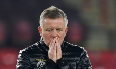 Chris Wilder has left his managerial role at Sheffield United