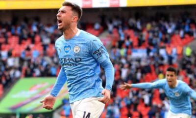 Laporte leads Man City to 2021 Carabao Cup win over Spurs