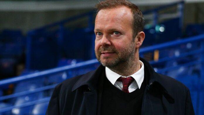 Ed Woodward resigns as Man Utd's Executive vice-chairman