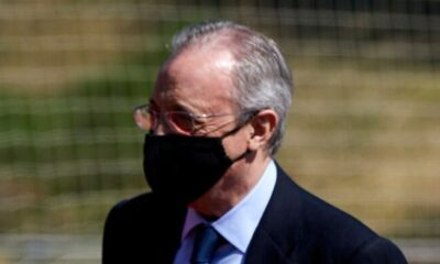 Perez re-elected as Real Madrid's President for the 6th time