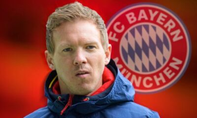 Julian Nagelsmann will join Bayern Munich on July 1, 2021