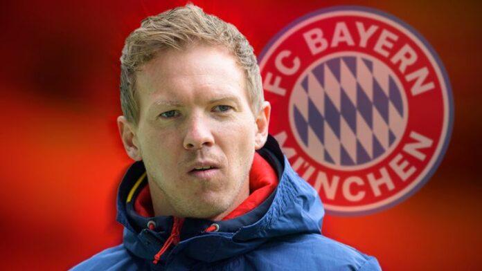Julian Nagelsmann will join Bayern Munich on July 1, 2021
