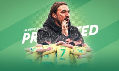 Norwich City promoted to the EPL for 2021/2022 season