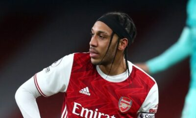 Pierre-Emerick Aubameyang is suffering from malaria