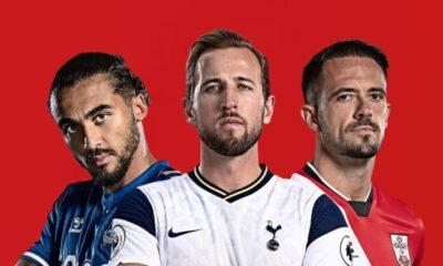 English Premier League (EPL) 2021/2022 Top Scorers