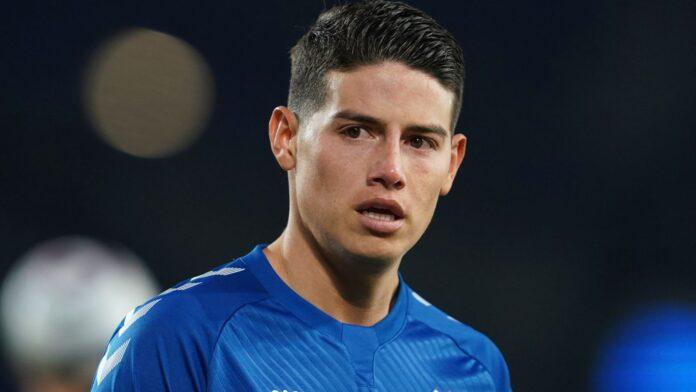 James Rodriguez joins Qatari club Al Rayyan from Everton