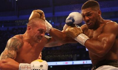 Anthony Joshua's World Heavyweight reign stopped by Usyk