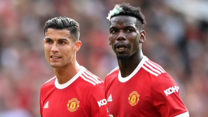 Pogba sets to commit to Man United after Ronaldo's signing